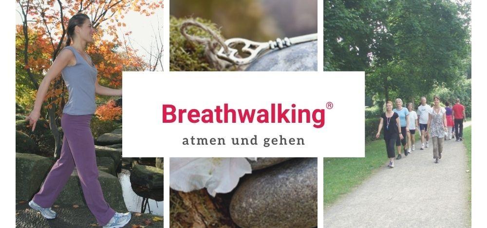 Breathwalking: atmen und gehen