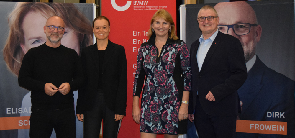"""Elisabeth Schmid mit ihrem Vortrag """"Ohne Muße keine Zukunft"""" am TCW in Nördlingen"""