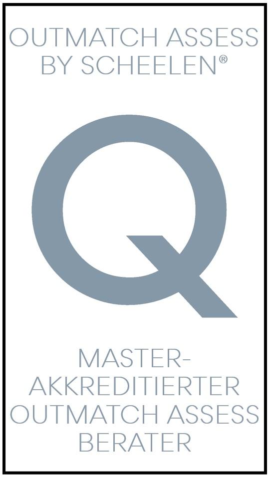 OUTMATCH ASSESS Masterakkreditierung