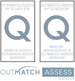 OutMatch ASSESS Akkreditier